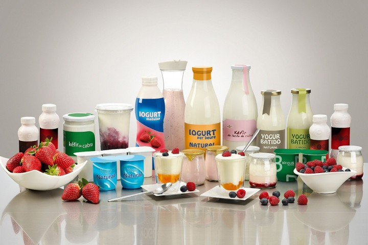 Production of yogurt and acidified dairy products #1
