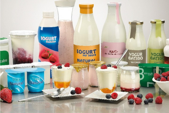 Elaboración de yogur y leches acidificadas