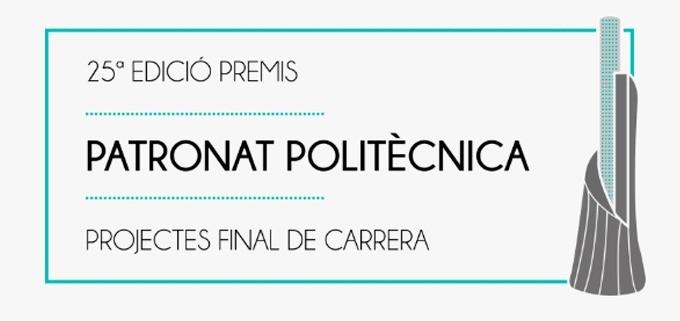 Tecnical, jurat als Premis Patronat Politècnica