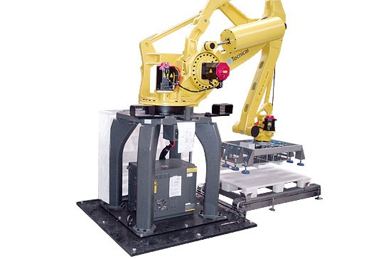Robot palettiseur #1