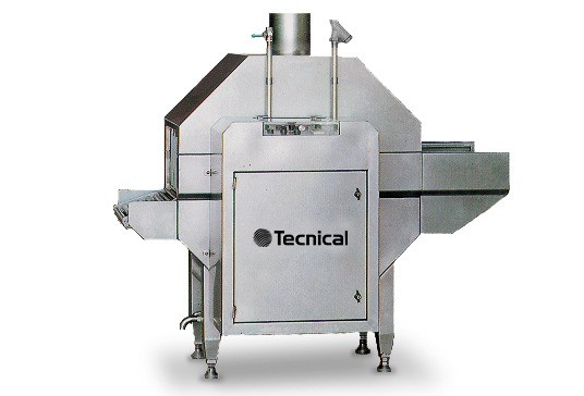 RCI waterwheel-type continuous immersion shrink-wrapping tunnel #1