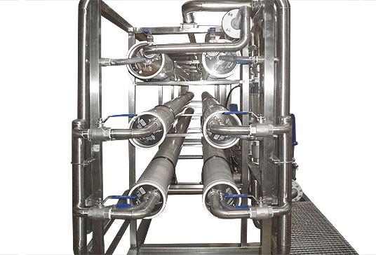 Equipos de filtración por membranas de OI #3