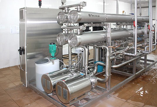 NF membrane filtering equipment #3