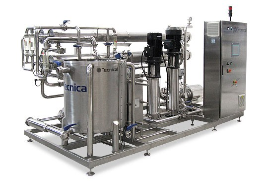 NF membrane filtering equipment #1