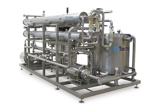 NF membrane filtering equipment #4
