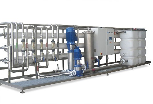 UF membrane filtering equipment #3