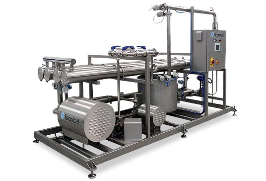 MF membrane filtering equipment #1